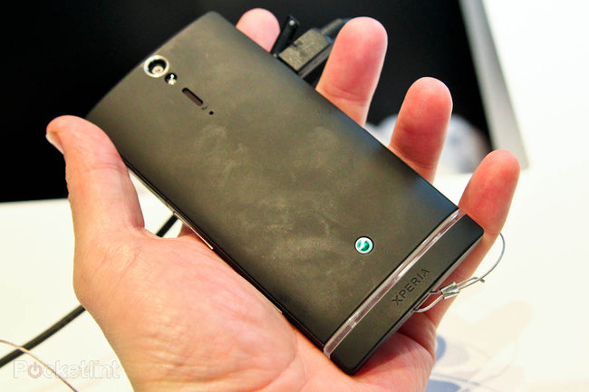 Sony Xperia S pictures and hands-on - photo 9