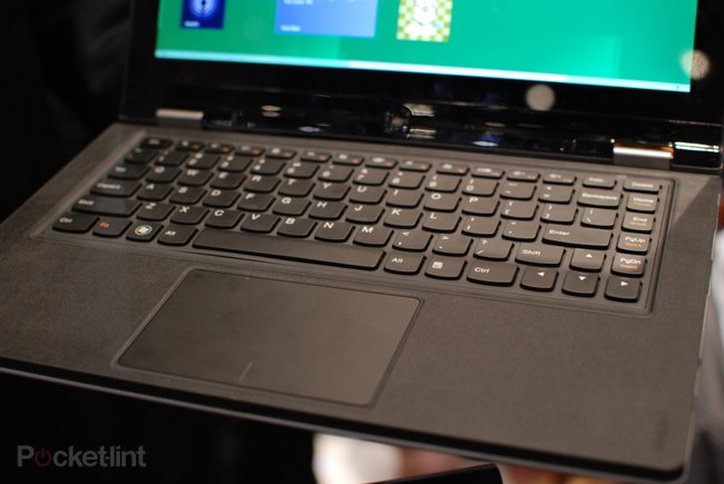 Lenovo IdeaPad Yoga Ultrabook pictures and hands-on - photo 13