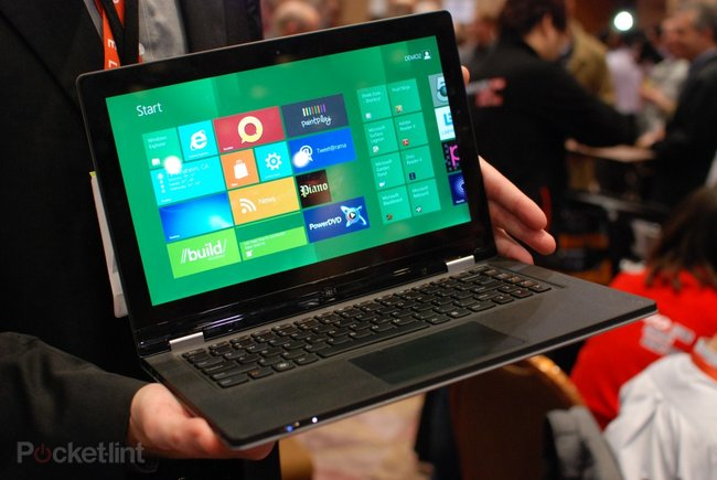Lenovo IdeaPad Yoga Ultrabook pictures and hands-on - photo 6