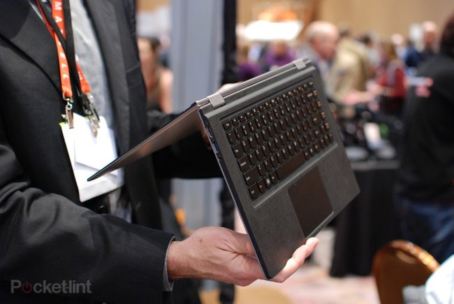 Lenovo IdeaPad Yoga Ultrabook pictures and hands-on - photo 7