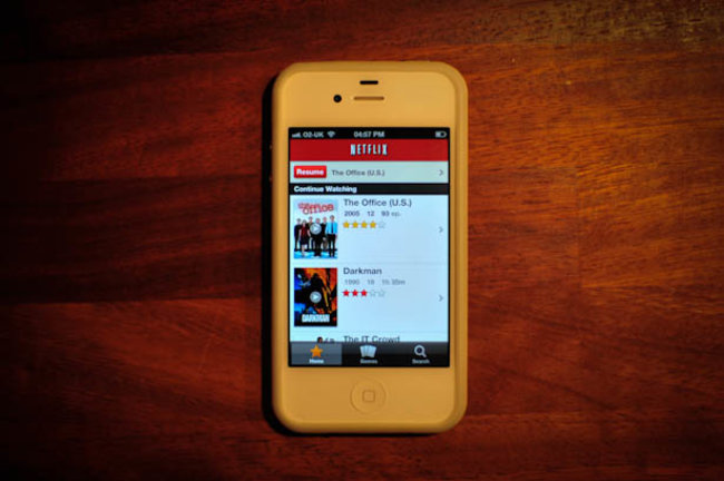 APP OF THE DAY: Netflix review - photo 3