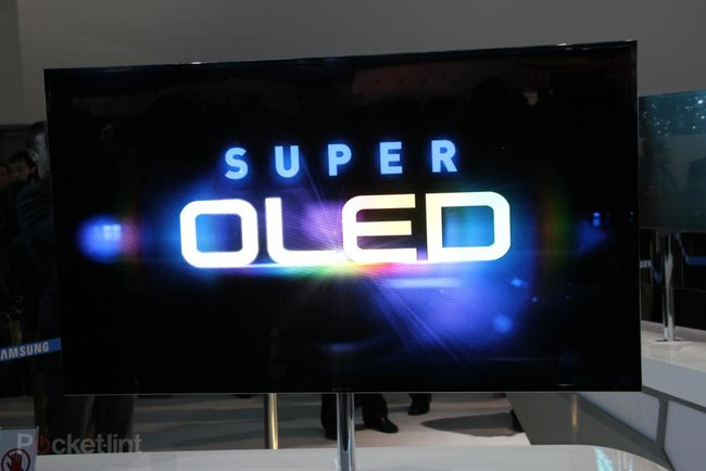 Samsung 55-inch Super OLED TV pictures and hands-on - photo 2
