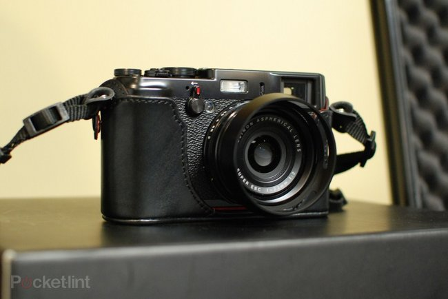 Fujifilm X100 Black pictures and hands-on - photo 2