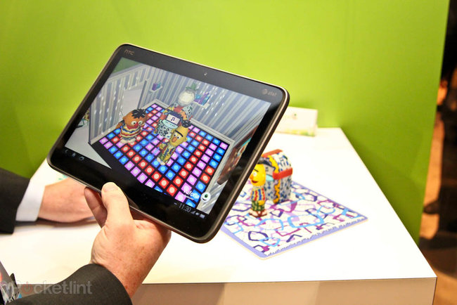 Sesame Street Bert and Ernie Augmented Reality toys takes play interactive - photo 4