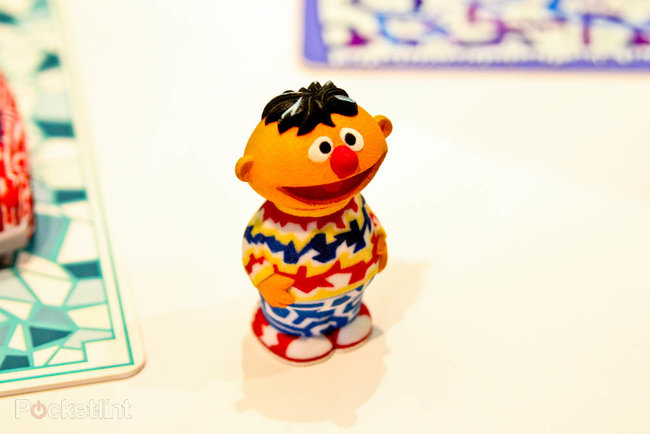 Sesame Street Bert and Ernie Augmented Reality toys takes play interactive - photo 6