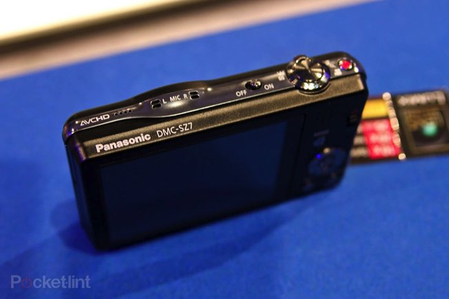 Panasonic Lumix DMC-SZ7 pictures and hands-on - photo 3