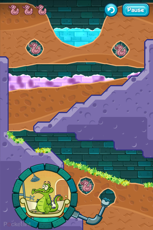APP OF THE DAY: Where's My Water? review (iPhone/Android) - photo 5