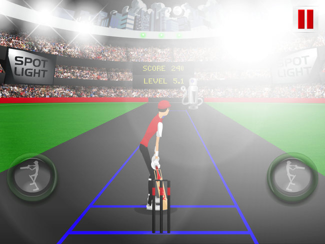 APP OF THE DAY: Stick Cricket Super Sixes review (iPad) - photo 5