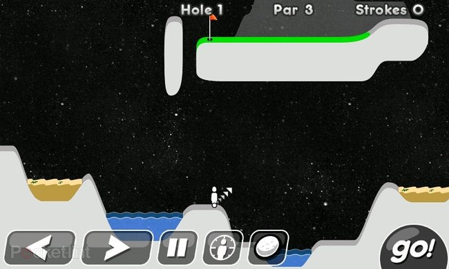 APP OF THE DAY: Super Stickman Golf review (Android & iOS) - photo 3