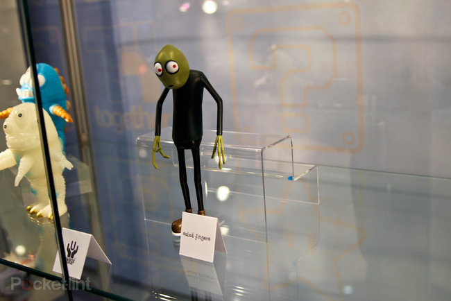Salad Fingers from YouTube becomes action figure - photo 3