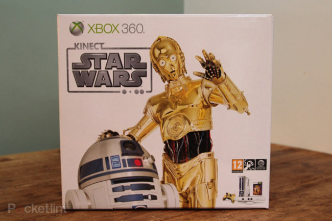 Kinect Star Wars Xbox 360 Limited Edition pictures, video and hands-on - photo 1