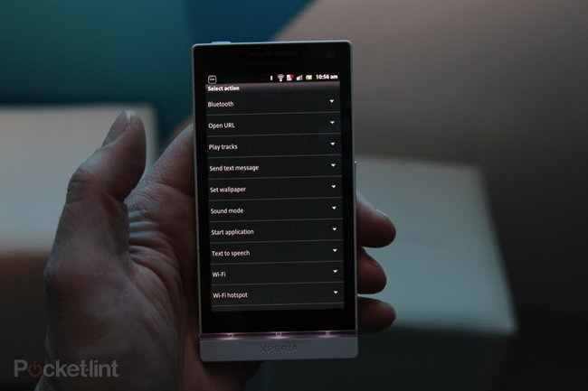 Sony Xperia S NFC Xperia SmartTags explained - photo 5