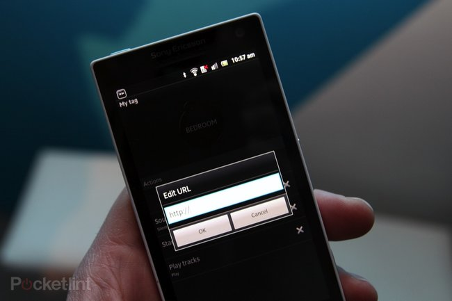 Sony Xperia S NFC Xperia SmartTags explained - photo 6