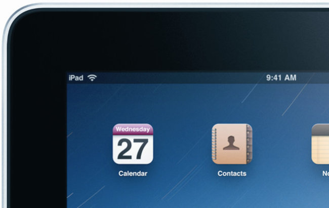 iPad 3 / iPad HD rumours, features, pictures and possible specs - photo 2