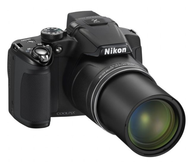 Nikon Coolpix P510 boasts 42x optical zoom, becomes nosy parker's new best friend - photo 1