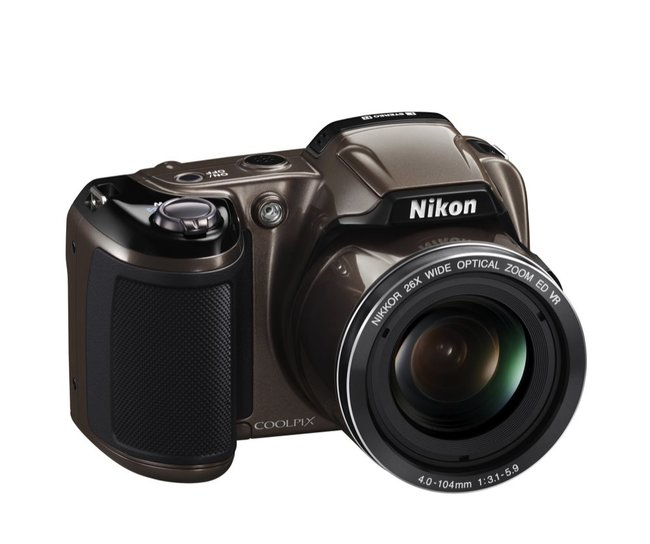 Nikon Coolpix P510 boasts 42x optical zoom, becomes nosy parker's new best friend - photo 20