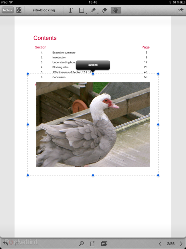 APP OF THE DAY: Remarks review (iPad) - photo 11