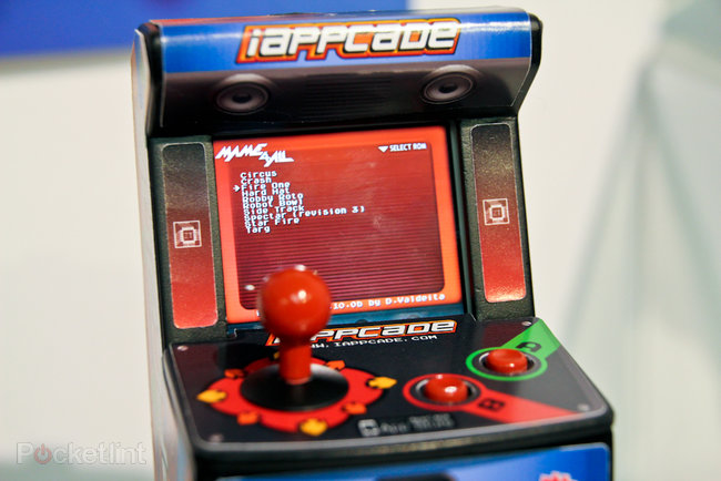 iAppCade iPhone arcade cabinet works without Bluetooth (pictures) - photo 3