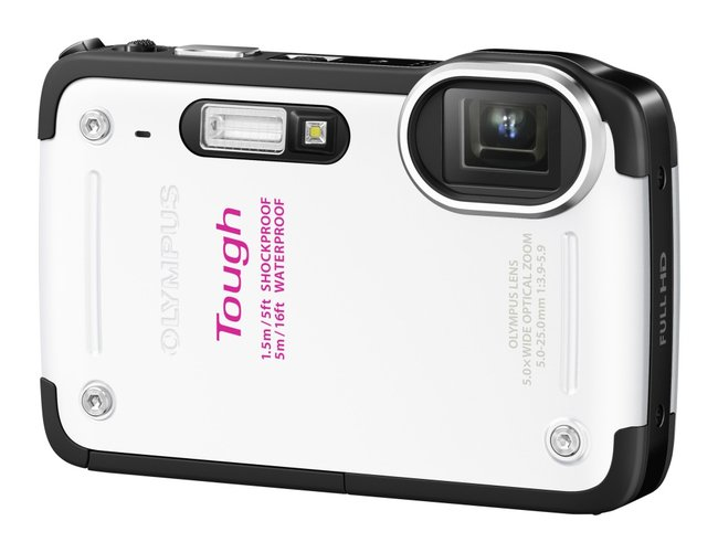 Olympus Tough TG-820 and TG-620 cameras flash in - photo 15