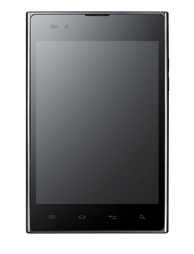 LG Optimus Vu arrives to take on the Samsung Galaxy Note - photo 3