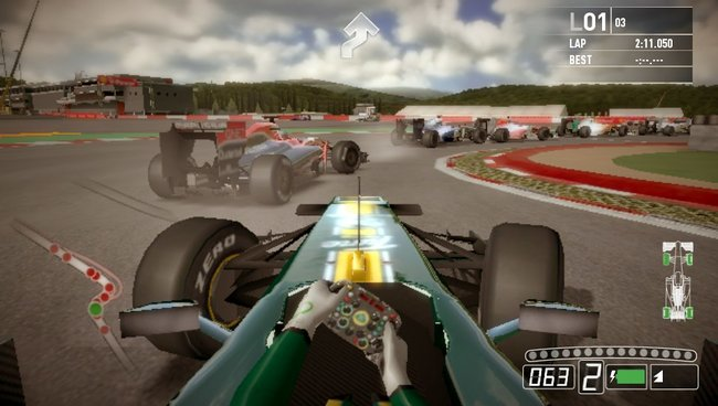 WIN: 5 copies of PS Vita F1 2011 up for grabs! - photo 4