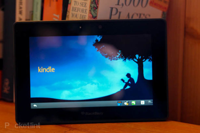 How to turn your BlackBerry Playbook into a Kindle Fire - photo 1