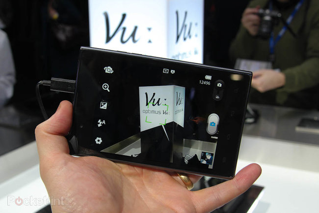 LG Optimus Vu pictures and hands-on - photo 12