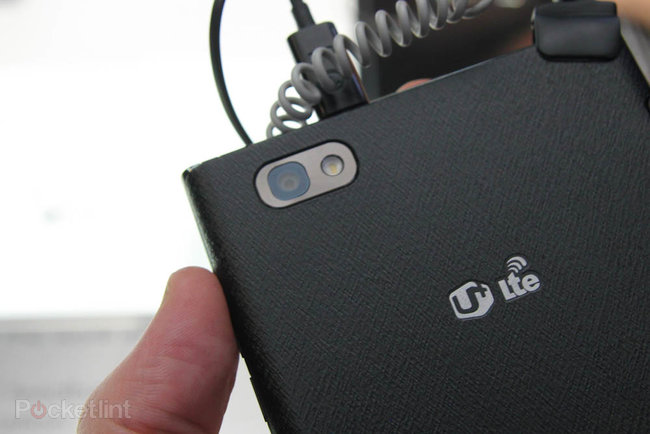 LG Optimus Vu pictures and hands-on - photo 4