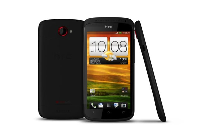 HTC One S has a space-age body, acceptable specs - photo 3