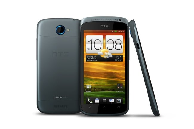 HTC One S has a space-age body, acceptable specs - photo 4
