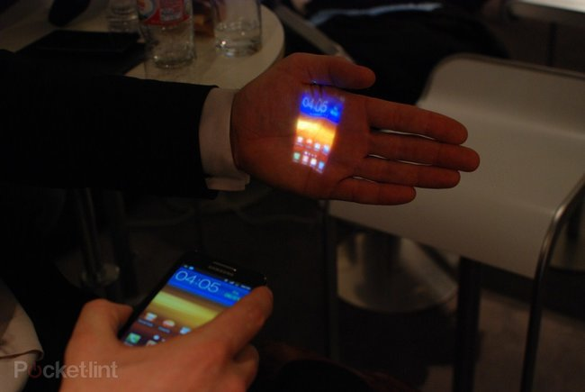 Samsung Beam pictures and hands-on - photo 12