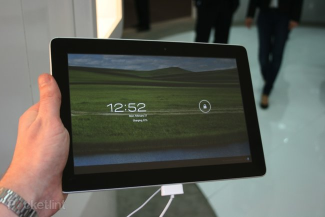 Huawei MediaPad 10 FHD pictures and hands-on - photo 4