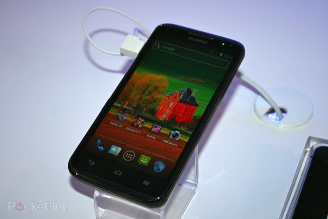 Huawei Ascend D quad pictures and hands-on - photo 12