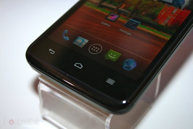 Huawei Ascend D quad pictures and hands-on - photo 2