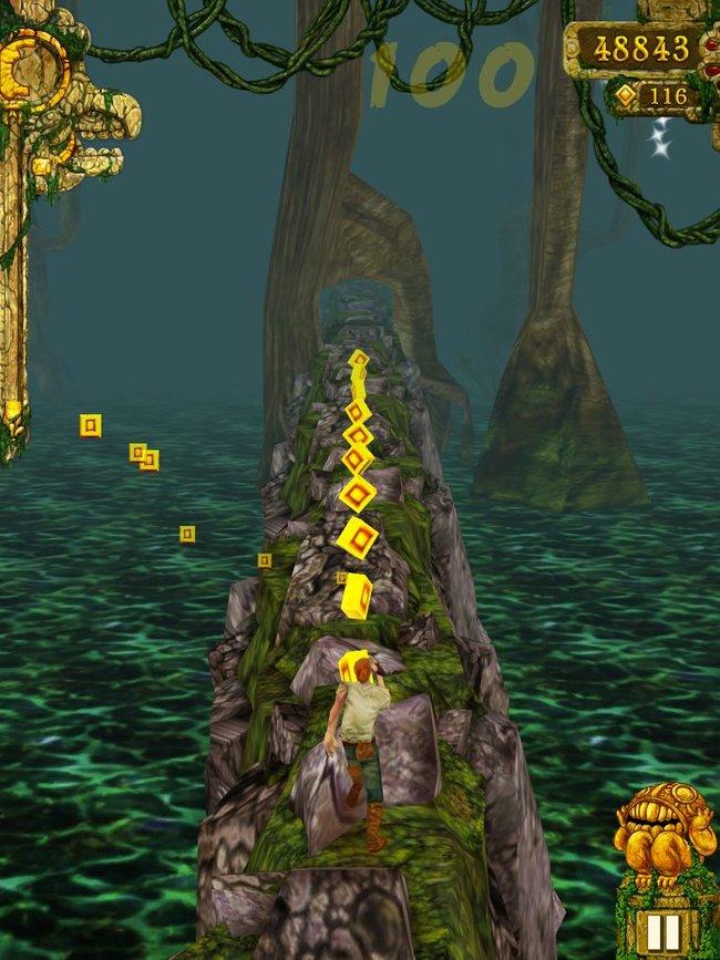 APP OF THE DAY: Temple Run review (iPad) - photo 6
