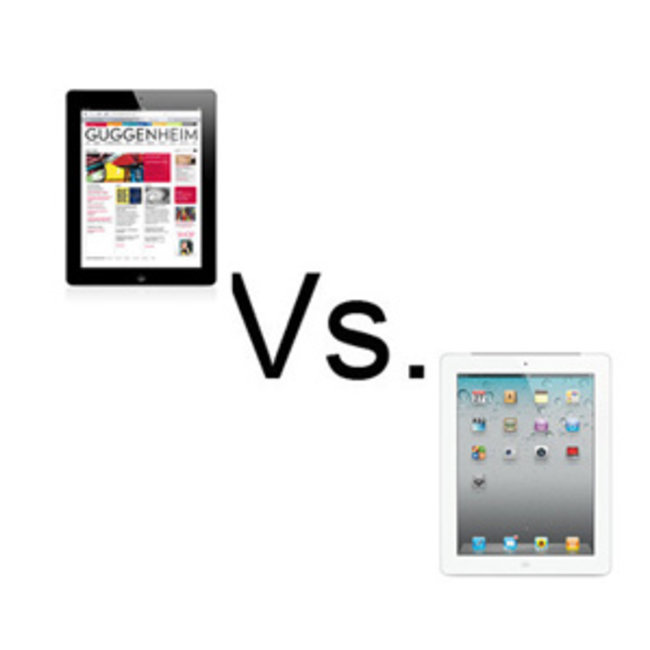 The new iPad vs iPad 2 - photo 1