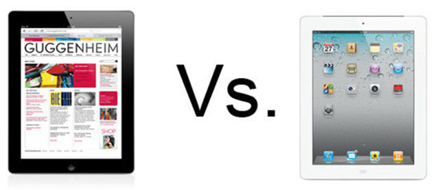 The new iPad vs iPad 2 - photo 2