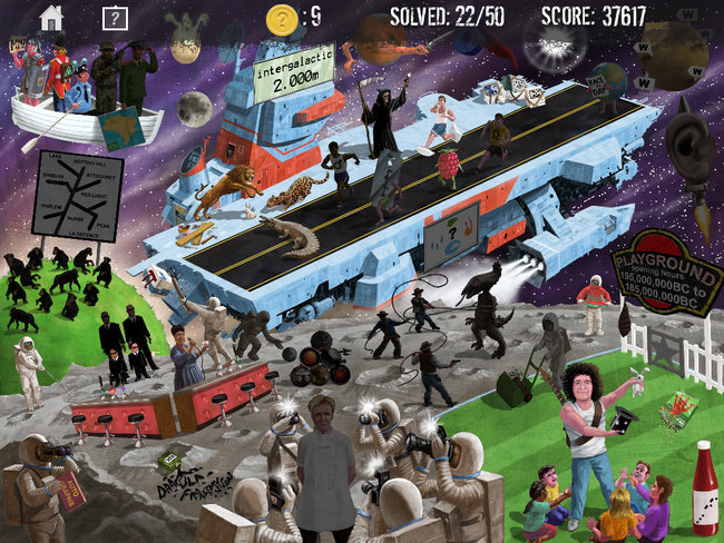 APP OF THE DAY: Say What You See: The Collection HD review (iPad) - photo 10