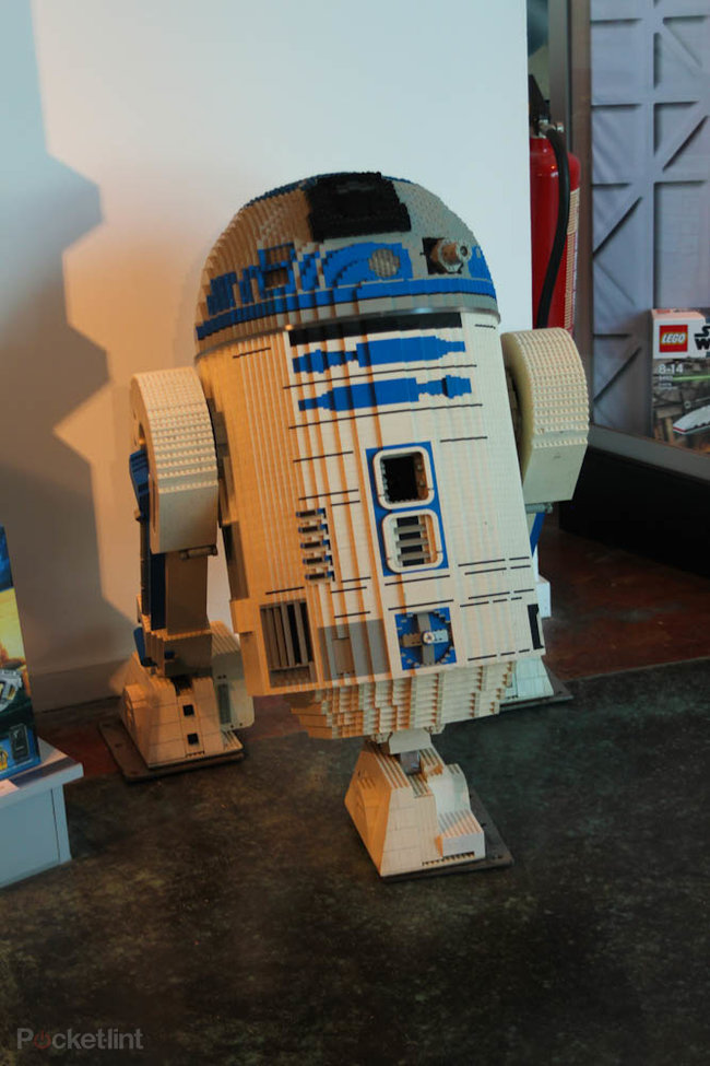 Lego Star Wars Miniland experience (Legoland Windsor) pictures and hands-on - photo 63