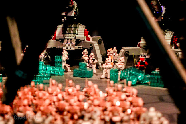 Lego Star Wars Miniland experience (Legoland Windsor) pictures and hands-on - photo 7