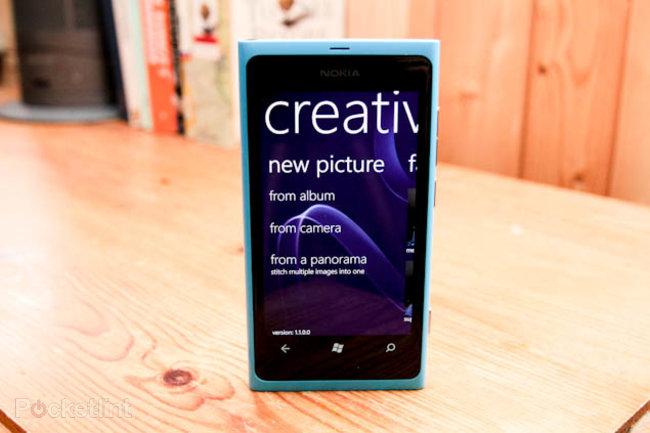 APP OF THE DAY: Nokia Creative Studio review (Windows Phone 7) - photo 1