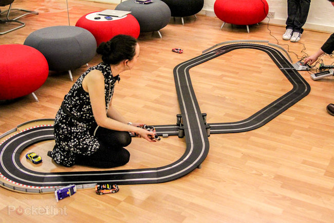 Scalextric Digital Platinum pictures and hands-on - photo 28