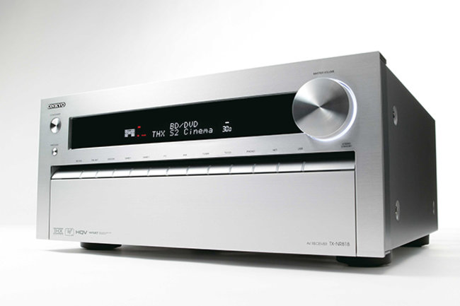 Onkyo TX-NR818 and TX-NR717 AV receivers are midrange monsters - photo 1
