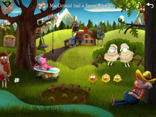 APP OF THE DAY: Little Fox Music Box review (iPad / iPhone)   - photo 2