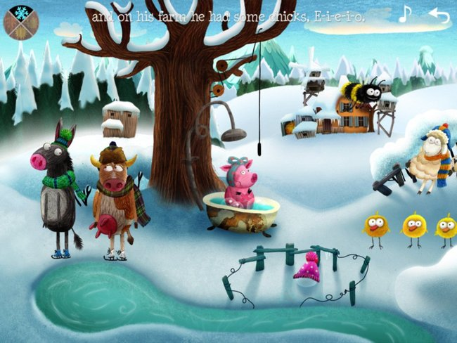APP OF THE DAY: Little Fox Music Box review (iPad / iPhone)   - photo 3