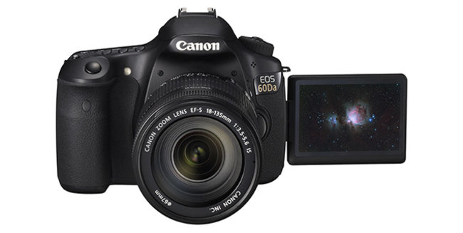 Canon EOS 60Da: For the Brian Cox in all of us - photo 1