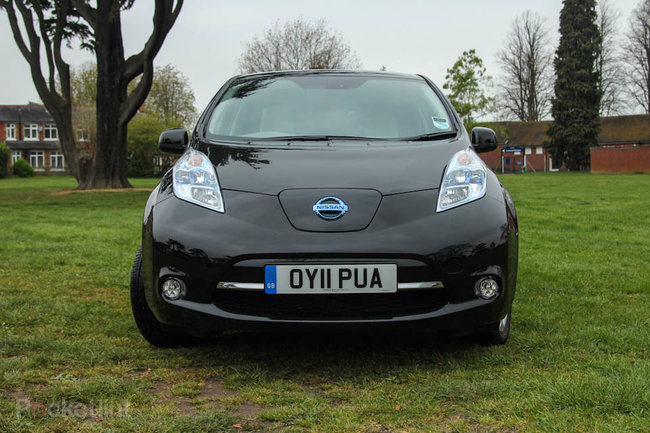 7 days living with ... the Nissan Leaf - photo 1