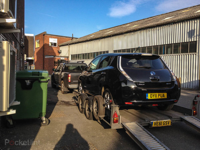 7 days living with ... the Nissan Leaf - photo 2