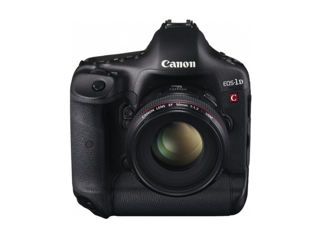 Canon EOS-1D C: 4K video capture cinema wooing camera debuts - photo 9