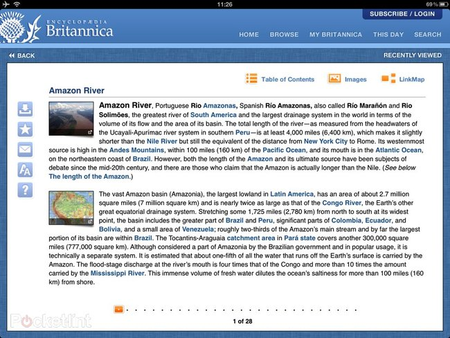 Encyclopaedia Britannica iPad/iPhone app lets you have an answer for everything for £1.99 a month - photo 4